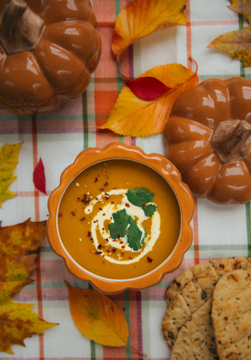 The Londoner » Thai Pumpkin Soup