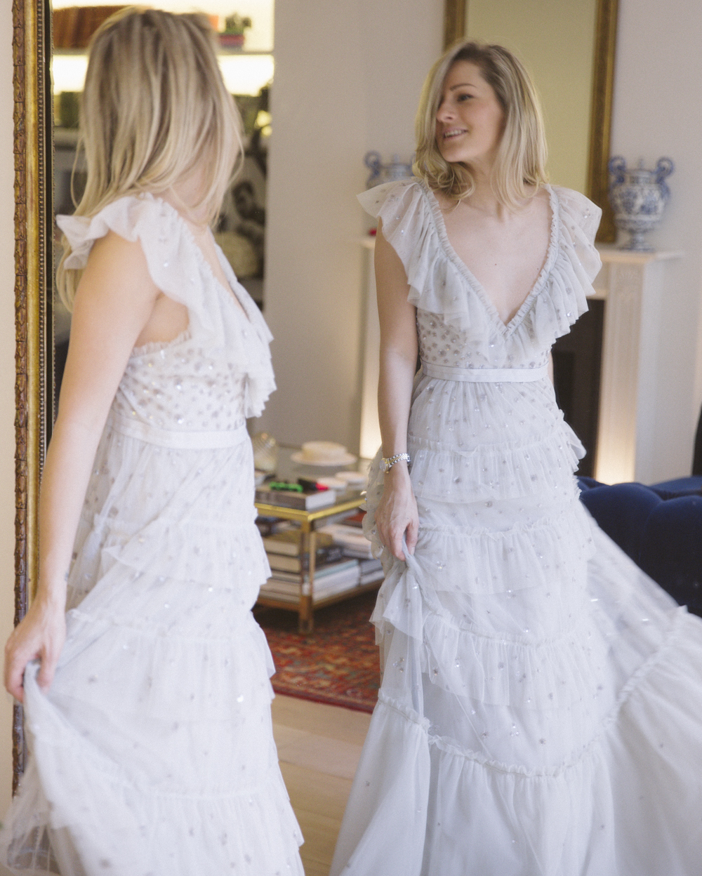 Maid of Honour Dress