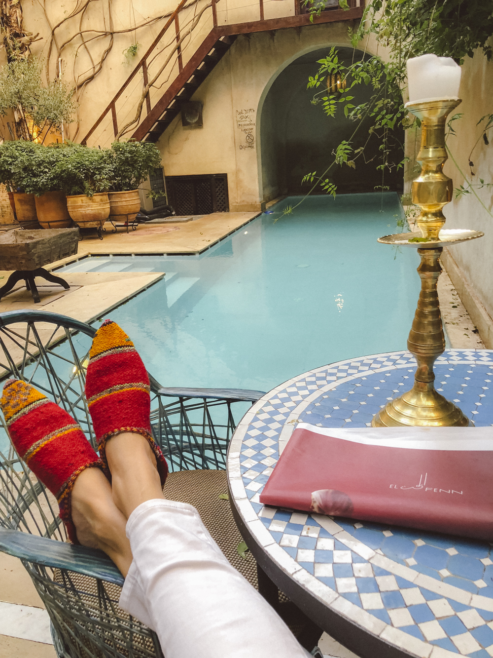 The Londoner 187 Hiding Out In Marrakech