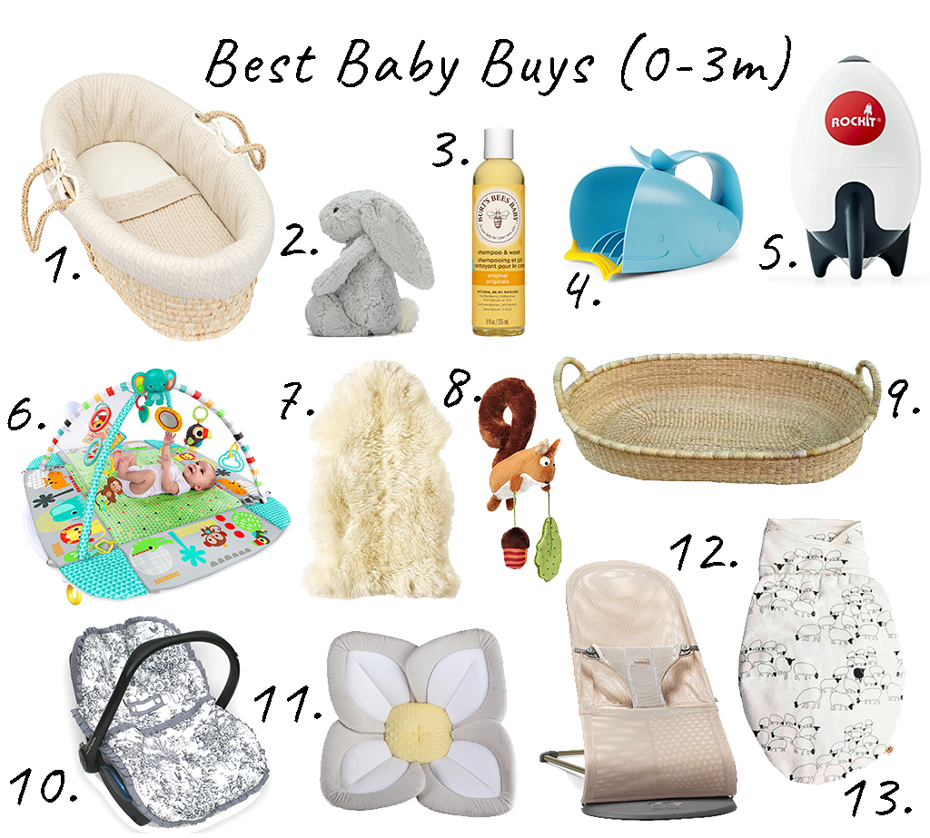 Baby Buys To Make Your Life Easier! (0-3m) - The Londoner