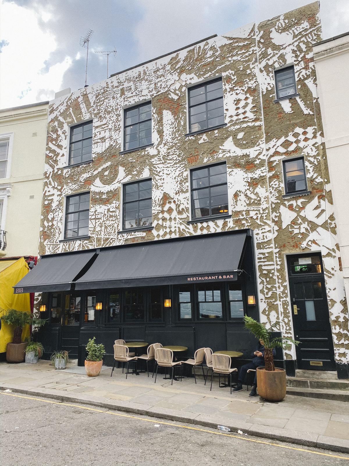 Notting Hill Ladbroke Grove gold, notting hill - the londoner